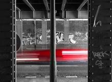 Thorsten Lasrich - Unterführung am Ostbahnhof