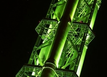 Torsten Thies - Landmarkenerinnerung in grün