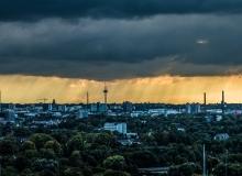 Rainer Lötzsch - Essen Skyline