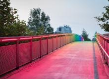 Rainbow to Hannibal