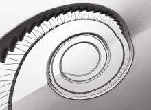 Marion Falkowski - II Stairs to Heaven