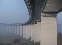 Paul Kim - Nebelbrücke
