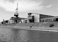 Thorsten Lasrich - Binnenhafen Umschlageplatz