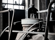 Thorsten Lasrich - Überdruckventil an der Fördermaschine