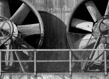 Thorsten Lasrich - Lüfter am Kühlturm