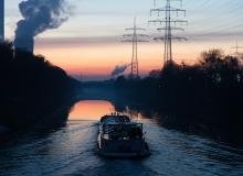 Thorsten Lasrich - Schifffahrt in den Sonnenuntergang