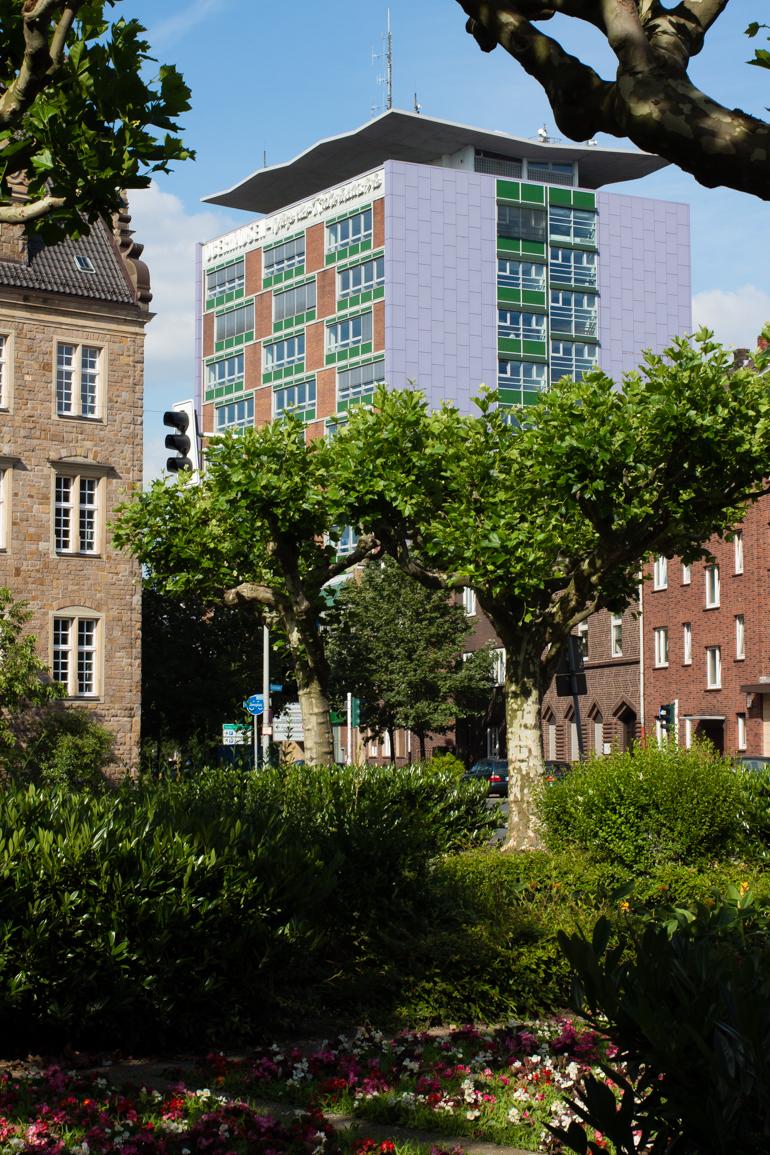 Oberhausen, Wiege der Ruhrindustrie