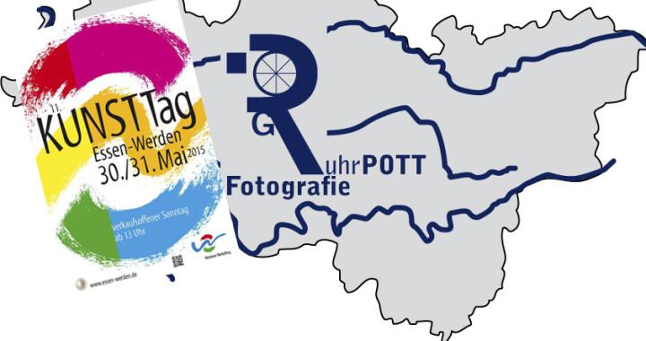 Logo_Ruhrfotografie_karte Werdener Kunsttag