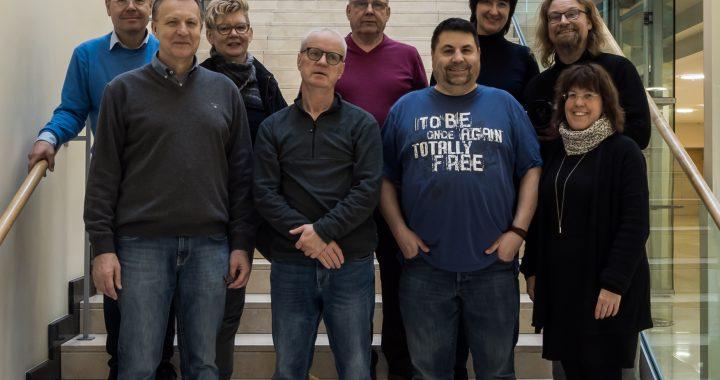 Gruppenbild Fototour Essener Philharmonie