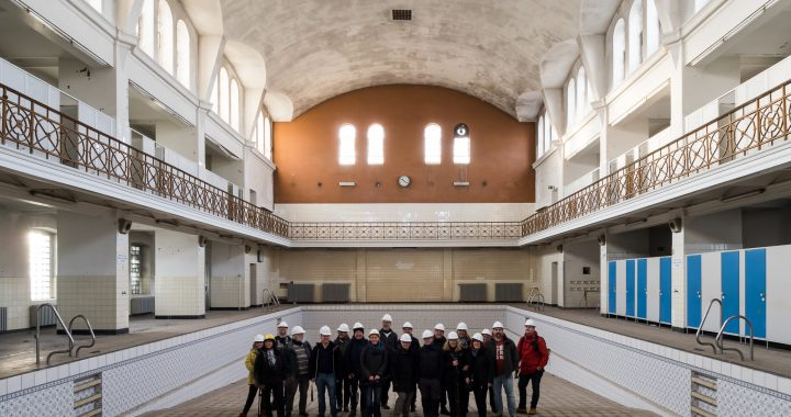 Gruppenbild - Altes Krefelder Stadtbad